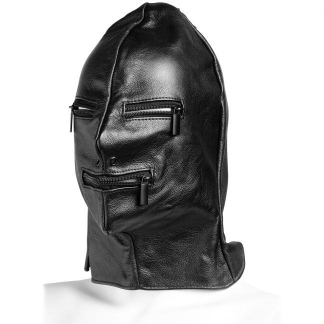 Spartacus Full Zipper Hood Maske