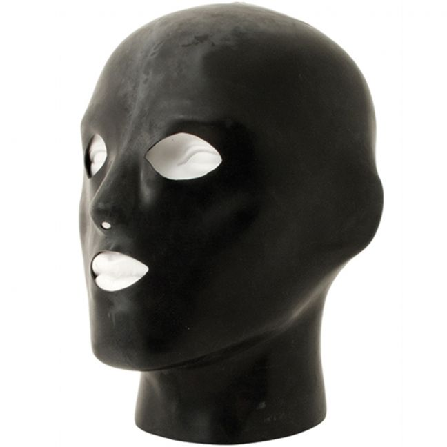 Heavy Rubber Anatomical Latex Maske