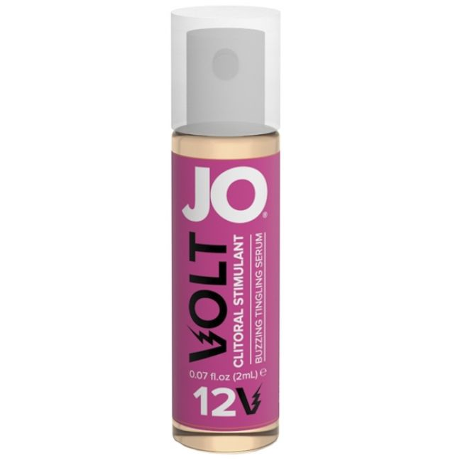 System JO 12Volt Klitoris Serum 2 ml