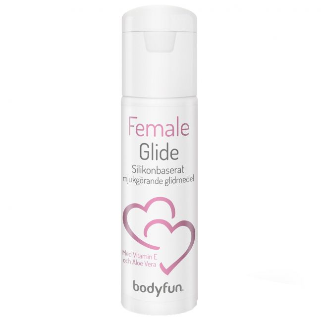 Bodyfun Female Glide Silikone Glidecreme til Kvinder 100 ml