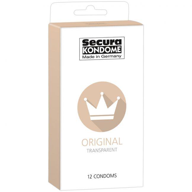 Secura Original Kondomer 12 stk