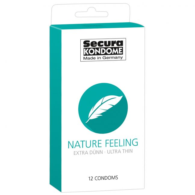 Secura Nature Feeling Kondomer 12 stk