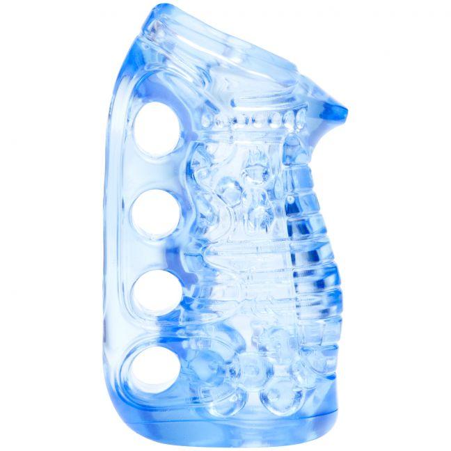 Fleshlight Fleshskin Grip Blue Ice