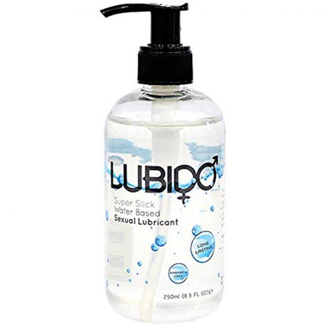 Lubido Vandbaseret Glidecreme 250 ml