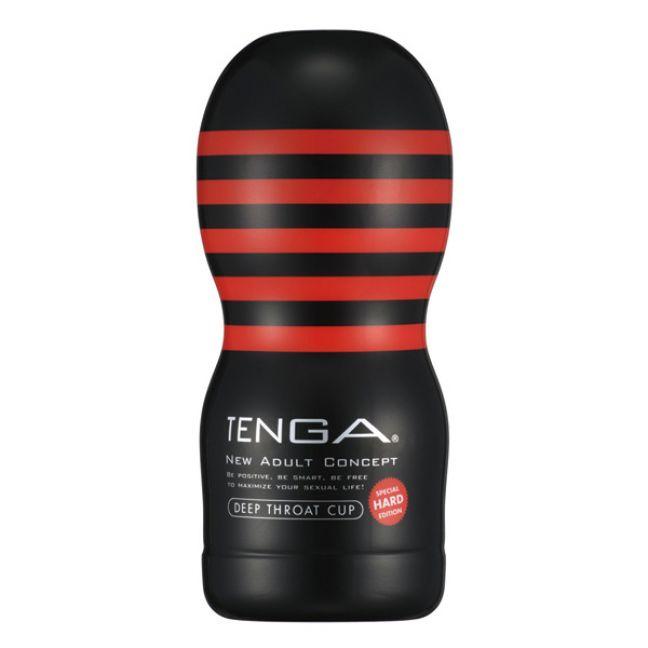 TENGA Deep Throat Cup Hard