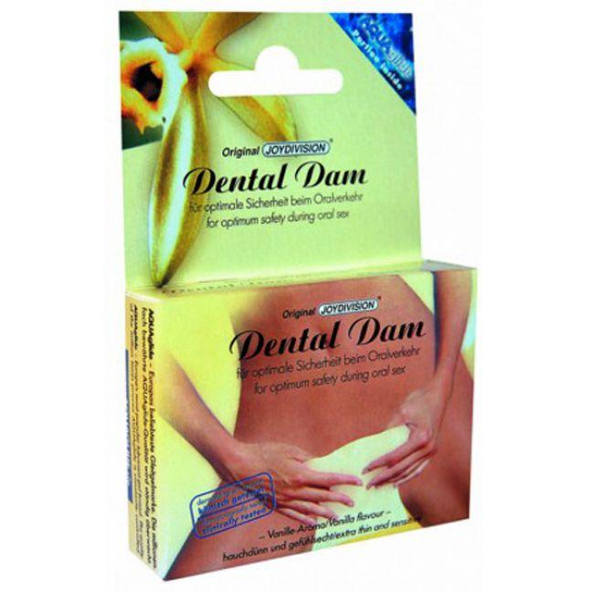 Dental Dam Slikkelapper 2 stk