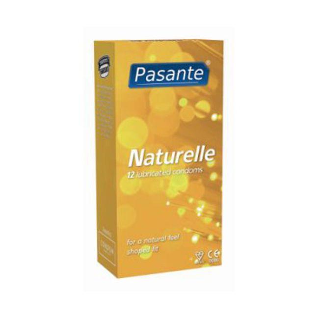 Pasante Naturelle Kondomer 12 stk