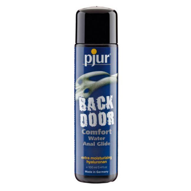 Pjur Back Door Comfort Glide Vandbaseret Glidecreme 100 ml