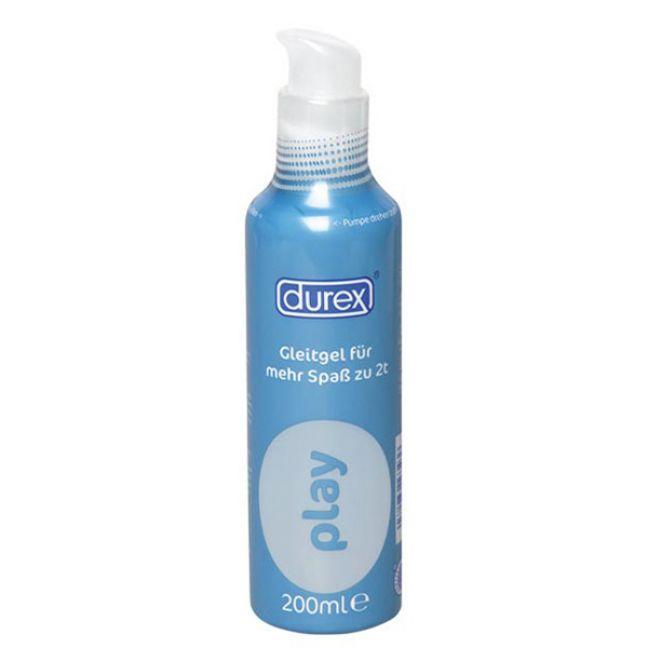 Durex Play Vandbaseret Glidecreme 200 ml