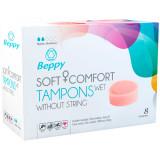 Beppy Wet Comfort Tampons 8 stk
