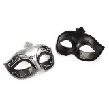Fifty Shades of Grey Masquerade Masker 2 stk