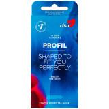 RFSU Profil Kondomer 10 stk