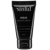 Sinful Aqua Vandbaseret Glidecreme 50 ml