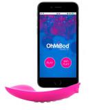 OhMiBod Lightshow App-styret Klitoris Vibrator