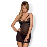 Dreamgirl Restrained Passion Chemise