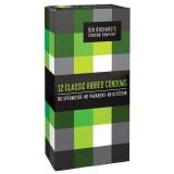 Sir Richards Klassisk Ribbed Kondomer 12 stk