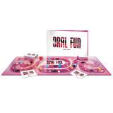 Oral Fun Game Brætspil