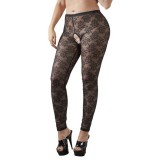 Cottelli Blonde Leggings Plus Size