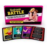 Bedroom Battle Erotisk Spil til Par