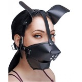 Master Series Pup Puppy Play Maske