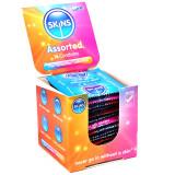 Skins Forskellige Kondomer 16 stk