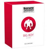 Secura Big Boy Kondomer 100 stk