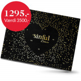 Sinful Deluxe Julekalender 2019 - TESTVINDER