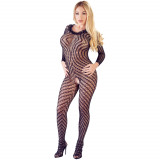 NO:XQSE Blonde Catsuit