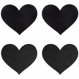 Peekaboos Nipple Stickers Hjerte 2 pak