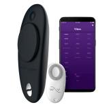 We-Vibe Moxie Vibrator med Fjernbetjening og App Sort