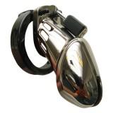 CB-6000 Chrom Kyskhedsbælte (8,25 cm)