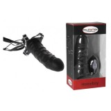 Malesation Homeboy Hollow Strap-on Vibrator