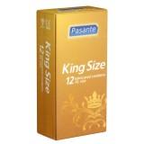 Pasante King Size XL Kondomer 12 stk