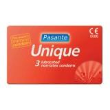 Pasante Unique Latex-fri Kondomer 72 Stk