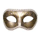 Sex & Mischief Masquerade Maske