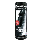 Cloneboy Lav Selv Dildo Black