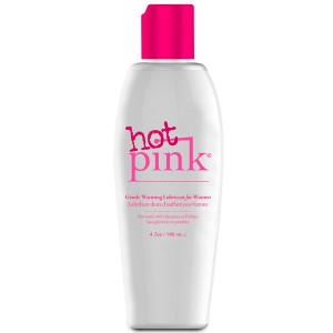 Pink Hot Varmende Glidecreme 80 ml - TESTVINDER