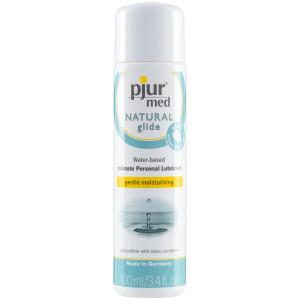 Pjur MED Natural Vandbaseret Glidecreme 100 ml