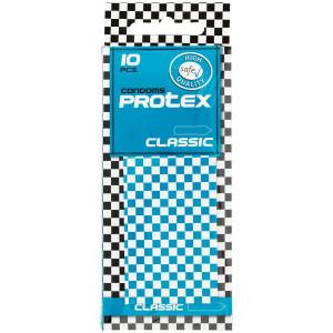 Protex Classic Regular Kondomer 10 stk -TESTVINDER