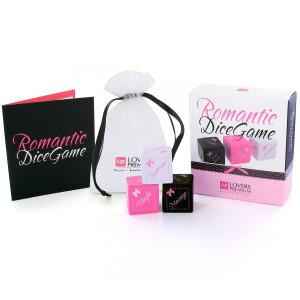 Lovers Premium Romantisk Terninge Spil