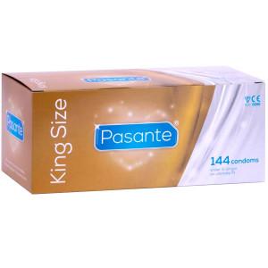 Pasante King Size XXL Kondomer 144 stk