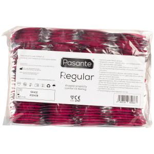 Pasante Regular Kondomer 144 stk