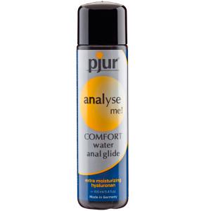 Pjur Analyse Me Vandbaseret Anal Glidecreme 100 ml - PRISVINDER