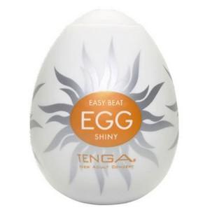 TENGA Egg Shiny Onani Håndjob til Mænd