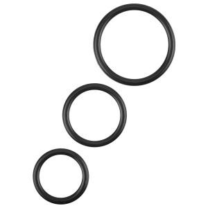 Xa Xa Xoom Triple Penisringsæt i Silikone