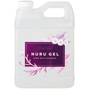 Magic Gel Moist Nuru Gel Til Krops Massage 1000 ml
