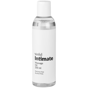 Sinful Intim Massageolie 200 ml