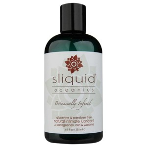 Sliquid Oceanics Natural Økologisk Glidecreme 125 ml