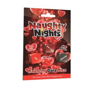 Naughty Nights Terninge Spil