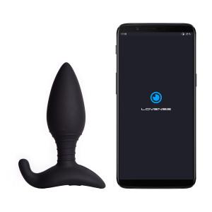 Lovense Hush App-styret Butt Plug Medium